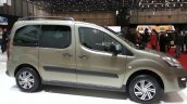 Citroen Berlingo side at the 2015 Geneva Motor Show