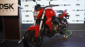DSK Benelli TNT 302 front quarter India launched