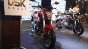 DSK Benelli TNT 302 front quarters India launched