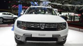 Dacia (Renault) Duster AWD 125 TCe front view at 2015 Geneva Motow Show