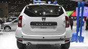 Dacia (Renault) Duster AWD 125 TCe rear view at 2015 Geneva Motow Show