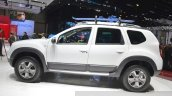Dacia (Renault) Duster AWD 125 TCe side(2) view at 2015 Geneva Motow Show