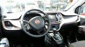 Fiat Doblo Trekking dashboard at the 2015 Geneva Motor Show