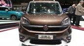 Fiat Doblo Trekking front at the 2015 Geneva Motor Show