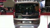 Fiat Doblo Trekking rear at the 2015 Geneva Motor Show