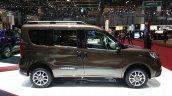 Fiat Doblo Trekking side at the 2015 Geneva Motor Show
