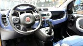 Fiat Panda K-Way dashboard