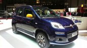 Fiat Panda K-Way front three quarter