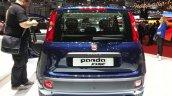 Fiat Panda K-Way rear