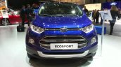 Ford EcoSport S front at the 2015 Geneva Motor Show