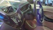 Ford Figo Aspire interior from the Indian premiere