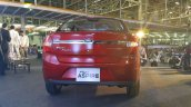 Ford Figo Aspire rear fascia from the Indian premiere
