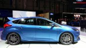 Ford Focus RS side at the 2015 Geneva Motor Show