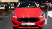 Ford Focus Red Edition front at the 2015 Geneva Motor Show