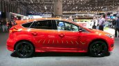 Ford Focus Red Edition side at the 2015 Geneva Motor Show