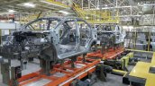 Ford Sanand Plant Figo Aspire assembly line