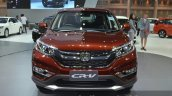 Honda CR-V (facelift) front at the 2015 Bangkok Motor Show