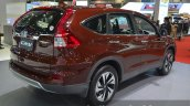 Honda CR-V (facelift) rear three quarter at the 2015 Bangkok Motor Show