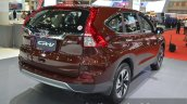 Honda CR-V (facelift) rear three quarter view at the 2015 Bangkok Motor Show
