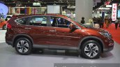 Honda CR-V (facelift) side at the 2015 Bangkok Motor Show
