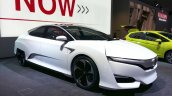 Honda FCV Concept front three quarter left at the 2015 Geneva Motor Show