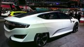 Honda FCV Concept rear three quarter at the 2015 Geneva Motor Show