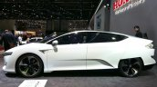 Honda FCV Concept side at the 2015 Geneva Motor Show