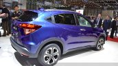 Honda HR-V rear three quarter(2) view at 2015 Geneva Motor Show