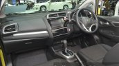 Honda Jazz with Modulo accessories dashboard at the 2015 Bangkok Motor Show