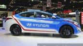 Hyundai Elantra Sports Concept side at the 2015 Bangkok Motor Show