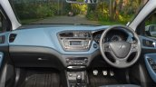 Hyundai i20 Active Diesel Aqua Blue dashReview