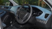Hyundai i20 Active Diesel Aqua Blue dashboard Review