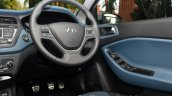 Hyundai i20 Active Diesel Aqua Blue interior Review