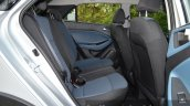 Hyundai i20 Active Diesel Aqua Blue rear seat Review