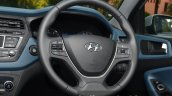 Hyundai i20 Active Diesel Aqua Blue steering Review