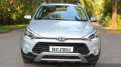 Hyundai i20 Active Diesel front fascia Review