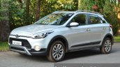 Hyundai i20 Active Diesel front profile Review