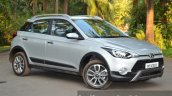 Hyundai i20 Active Diesel front quarter Review