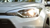 Hyundai i20 Active Diesel projector headlight Review