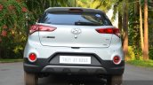 Hyundai i20 Active Diesel rear Review