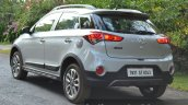 Hyundai i20 Active Diesel rear profile Review