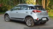 Hyundai i20 Active Diesel rear quarter Review