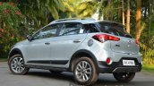 Hyundai i20 Active Diesel rear quarters Review