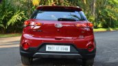 Hyundai i20 Active Diesel rear red Review