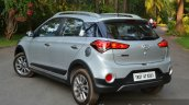 Hyundai i20 Active Diesel rear three quarters Review