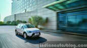 Hyundai i20 Active Silver press shots
