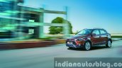 Hyundai i20 Active dynamic press shots