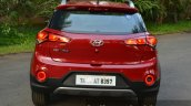 Hyundai i20 Active petrol rear Review