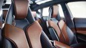Infiniti QX30 Concept seats
