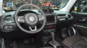 Jeep Renegade Hard Steel Concept dashboard